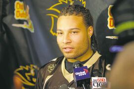 Manitoba running back Kienan LaFrance is finally in the spotlight for the ninth-ranked Bisons.