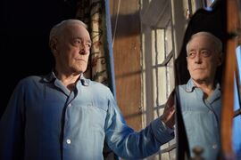 This photo provided by Acorn TV shows John Mahoney as Andrew Del Mar in
