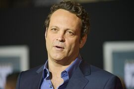 FILE - In this Nov. 3, 2013 file photo, Vince Vaughn arrives at the world premiere of