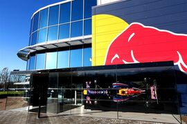 The Red Bull Racing Factory is pictured in Milton Keynes, England. THE CANADIAN PRESS/HO, Infinity
