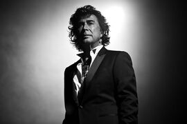 Andy Kim poses in this undated handout photo. Andy Kim's last album was called