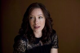 Canadian actress Molly Parker takes on the role of a devoted wife and mother who goes on a soul-seeking journey in the play