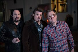 John Paul Tremblay, Robb Wells and Mike Smith star in
