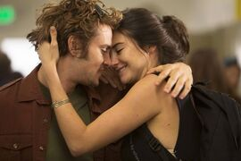 In this image released by Magnolia Pictures, Shiloh Fernandez, left, and Shailene Woodley appear in a scene from