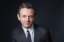This Aug. 27, 2014 photo shows Michael Sheen, star of the Showtime series