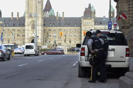 The anti-terrorism legislation comes in the wake of last October's shooting on Parliament Hill.