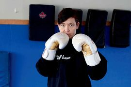 Trisha Sammons, head trainer at Winnipeg Women's Kickboxing and Muay Thai,  is now offering classes to young girls between the ages of 11 to 15.