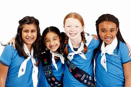 Girl Guides of Manitoba offers all kinds of opportunities and experiences to local children.