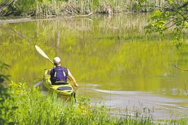 Community members want to return the Seine River to its natural state.