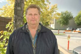 Ward 4 candidate Brian Olynik is hoping to get back on the River East Transcona School Division's board of trustees.