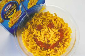 Kraft plans to remove synthetic colouring from its Canadian Kraft Dinner by the end of next year.