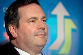 Employment Minister Jason Kenney is pictured in West Vancouver on August 6, 2014. THE CANADIAN PRESS/Darryl Dyck