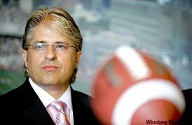 Jim Popp, as general mager for the Montreal Alouettes, is one of the main reasons for the club's success.