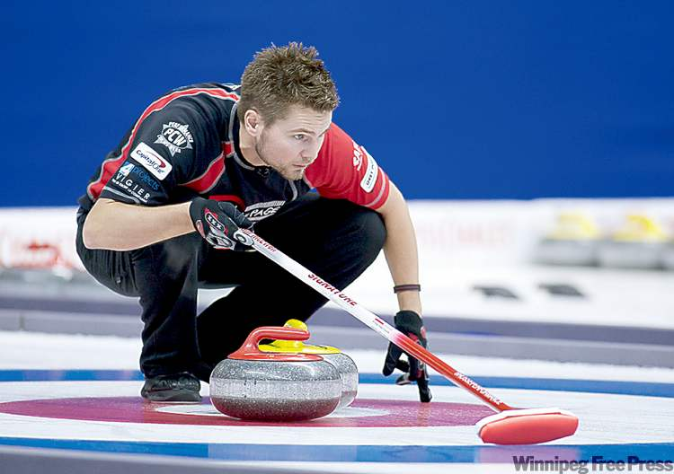 Mike McEwen`s sharp play on the cashspiel circuit this year has made headlines.