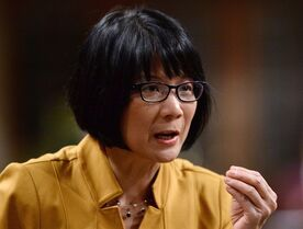 NDP MP Olivia Chow asks a question during question period in the House of Commons on February 25, 2014. THE CANADIAN PRESS/Sean Kilpatrick