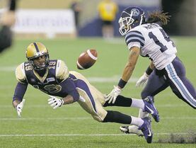 Aaron Kelly (above) will rejoin the Bombers receiving corps, while Nick Moore is out with a foot injury.