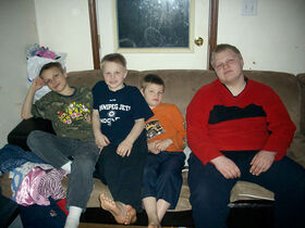 Timmy, 12, Danny, 10, Henry, 9, and Bobby Froese, 15, died in a farmhouse fire near Kane.