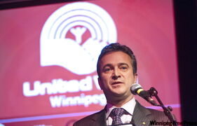 Jeff Zabudsky, United Way 2009 Campaign Chair