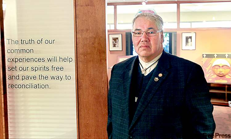 Justice Murray Sinclair hopes to learn from other truth commissions.
