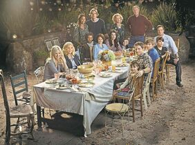 The cast of Parenthood
