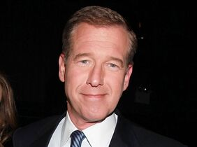 This April 4, 2012 file photo shows NBC News' Brian Williams, at the premiere of the HBO original series