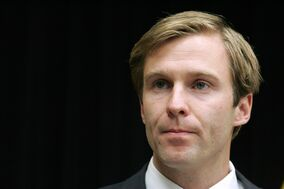 New Brunswick Premier Brian Gallant is pictured in Fredericton, on Sept.24, 2014. THE CANADIAN PRESS/James West