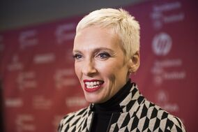 Actress Toni Collette attends the premiere of