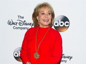 FILE - In this May 14, 2014 file photo, Barbara Walters attends