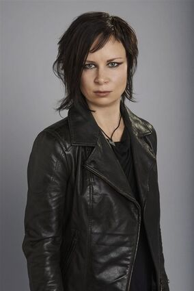 Actres Mary Lynn Rajskub is seen in this undated handout photo.