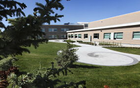 The Steinbach Regional Secondary School celebrates its grand opening of a new facility.