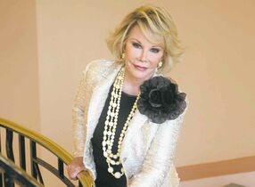 Lionel Cironneau/The Associated press files Joan Rivers died Sept, 4, 2014, from complications resulting from endoscopic surgery.