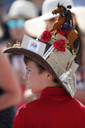 A Day At The Races Hats And Horses Manitoba Derby