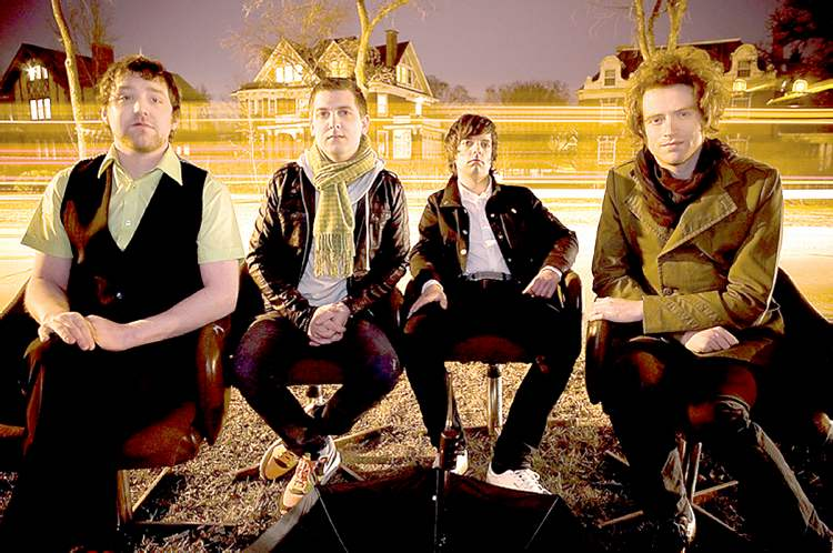The Waking Eyes are one of several Manitoban musical acts heading to the Prairie Scene festival in Ottawa.