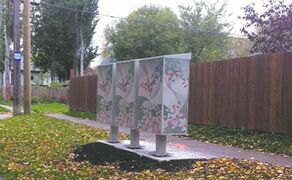 After months of speculation, Canada Post's new community mailboxes have arrived in West Kildonan.