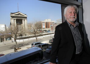 CentreVenture president and CEO Ross McGowan has retired. One of his good moves was converting the old Bell Hotel into a home for the homeless.