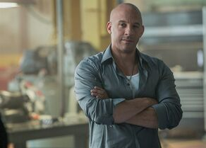 This photo provided by Universal Pictures shows, Vin Diesel as Dom Toretto in a scene from
