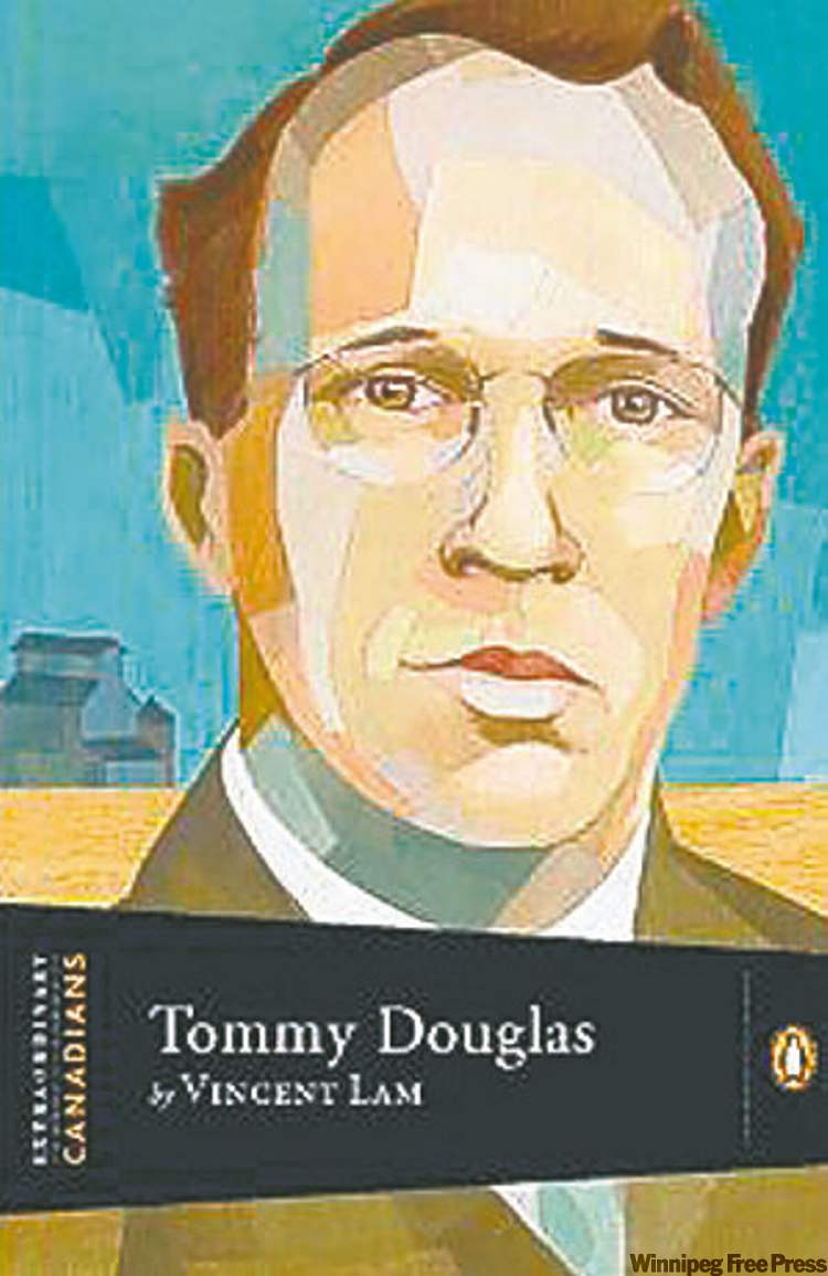 tommy douglas essay tommy douglas biography tells kind half of his story winnipeg tommy douglas extraordinary canadians postmedia by