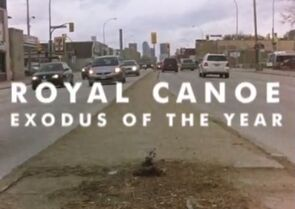 Royal Canoe has teamed up with Winnipeg-via-Montreal filmmaker Matthew Rankin for a audio-visual love letter to Winnipeg.