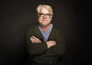 "FILE - In this Jan. 19, 2014 photo, Philip Seymour Hoffman poses for a portrait at The Collective and Gibson Lounge Powered by CEG, during the Sundance Film Festival, in Park City, Utah. The new theater prize inspired by the late Hoffman is up and running and seeking submissions that ""exhibit fearlessness."" The Relentless Award, the largest annual cash prize in American theater awarded to a playwright in recognition of a new play, launched Friday, Jan. 30, 2015 with an annual award of $45,000 and the promise of workshops. Hoffman was found dead last Feb. 2, in New York. He was 46. (Photo by Victoria Will/Invision/AP, File)"