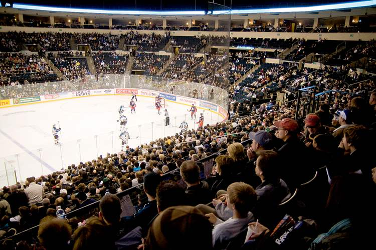 True North and the MTS Centre generate revenues from concerts and other events, in addition to Manitoba Moose games.