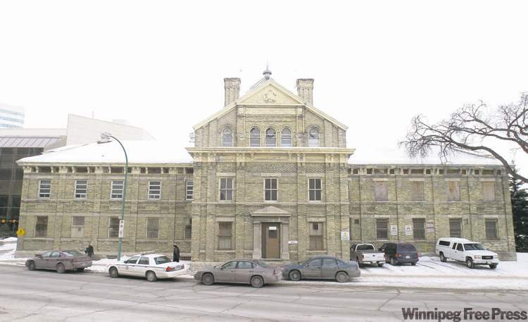 Winnipeg's oldest public building is a historical road map of the city's development from the 1880s.