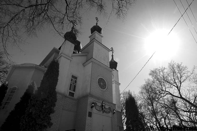 Built in 1904, the Holy Trinity Orthodox Cathedral is one of the first Slavic orthodox churches to arrive in Winnipeg.