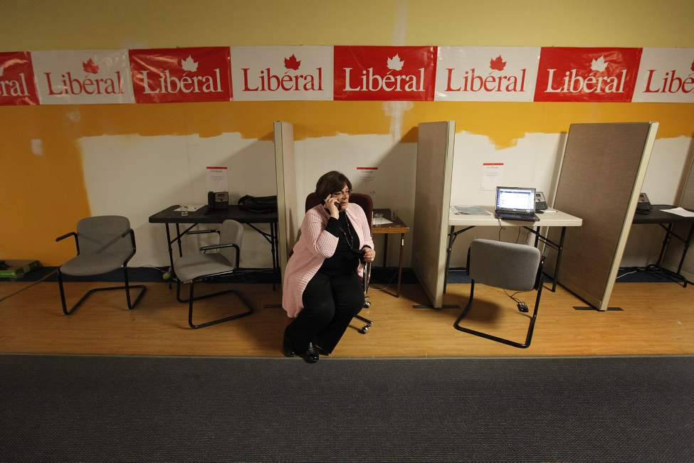 Anita Neville, long time Liberal federal MP for Winnipeg South Centre was defeated in the federal election. May 2, 2011 (JOHN.WOODS@FREEPRESS.MB.CA)