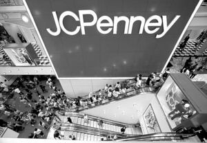 J.C. Penney shoppers are apparently willing to give CEO Ron Johnson,  a former Apple executive, more time to set the retailer on a profitable course.