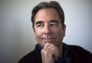 Beau Bridges poses for a photo in Toronto on June 5, 2014. THE CANADIAN PRESS/Michelle Siu