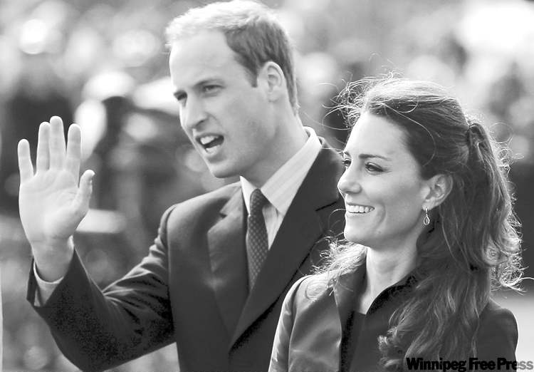 TIM HALES / THE CANADIAN PRESS ARCHIVESPrince William and Kate Middleton may be more than comfortable, but money matters can strain average newlyweds� bliss.