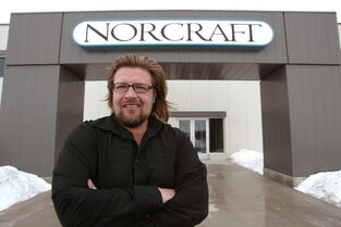 Mark Buller is the Winnipeg-based CEO of Norcraft Companies, Inc.