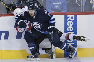 Matt Halischuk's imminent return from injury could help the Jets add some spark to their fourth line.