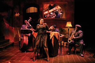 Royal MTC presents the story of blues singer Bessie Smith in Devil's Music at the Warehouse. It's part of a packed winter season in Winnipeg's theatres.