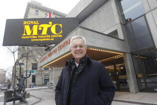 Broadway director Walter Bobbie is in Winnipeg to consult on The Heart of Robin Hood at RMTC.
